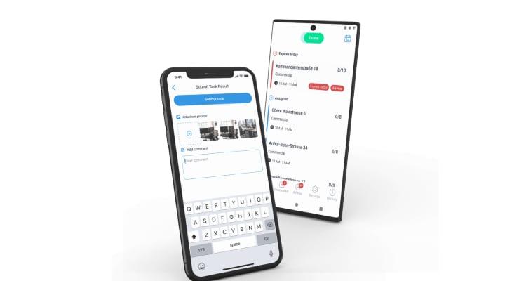 ImmoTrack – mobiles Arbeiten leicht gemacht